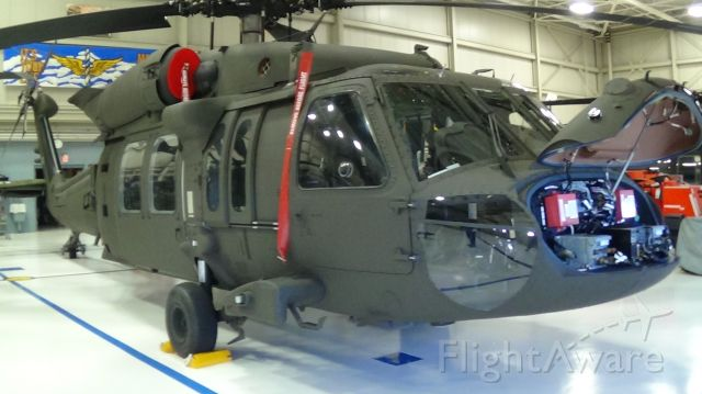 12-0706 — - A brand new H60M at the Iowa National Guard facilely in Boone, Iowa.