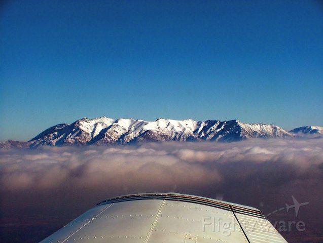 N3588M — - Wasatch Mountains near Salt Lake City