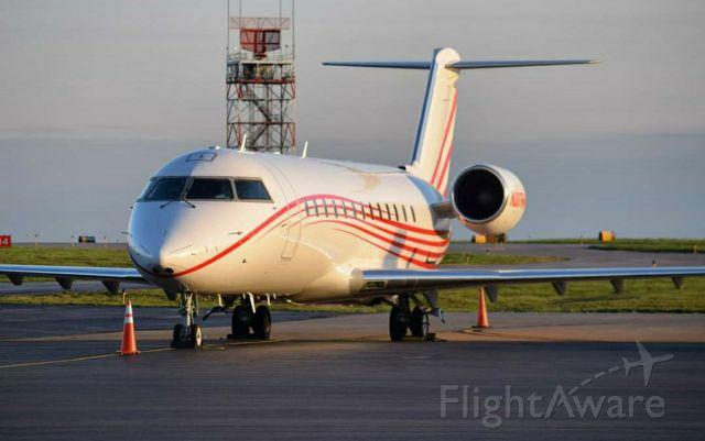 Canadair Regional Jet CRJ-200 (N207RW) - VIP configured CRJ2 opby Corporate Flight Management <br /><br />Photo Taken May 2019