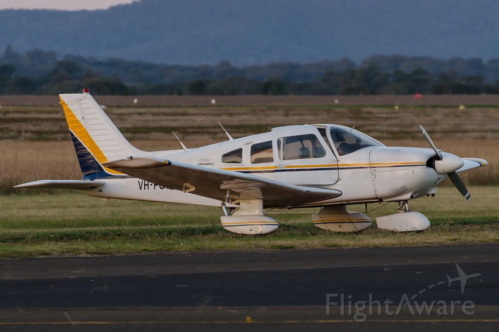 Piper Cherokee (VH-PGY)