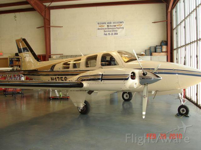 Beechcraft Baron (58) (N17ES)