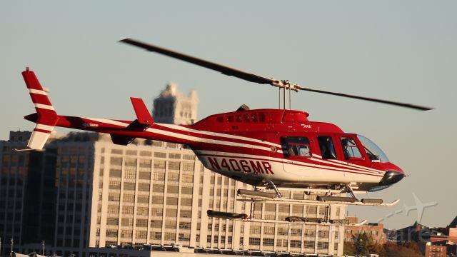 Bell JetRanger (N406MR)