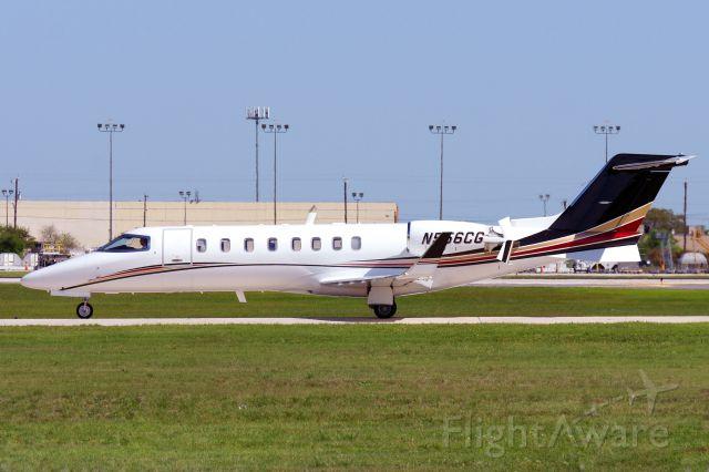 Learjet 45 (N556CG)