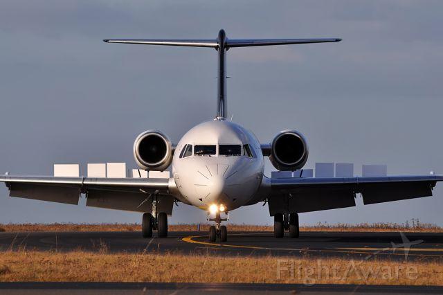 Fokker 100 (D-AGPH)