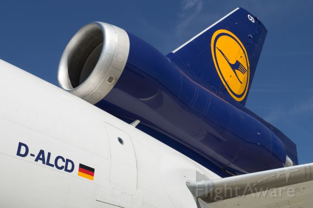 Boeing MD-11 (D-ALCD)