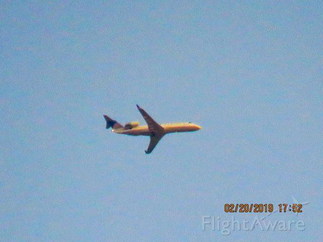Canadair Regional Jet CRJ-100 (N783CA)