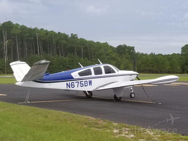 Beechcraft 35 Bonanza (N675BW)