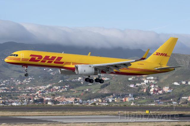 Boeing 757-200 (G-DHKN) - Tenerife Nortebr /18 april 2021