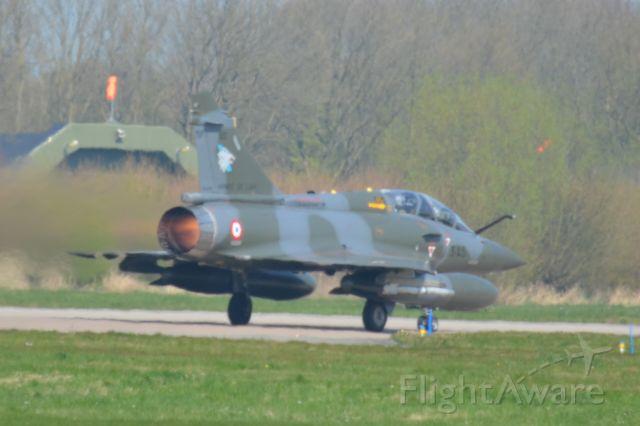 DASSAULT-BREGUET Mirage 2000 — - FRENCH AIRFORCEbr /FRYSLAN FLAG EXERCISE 2019