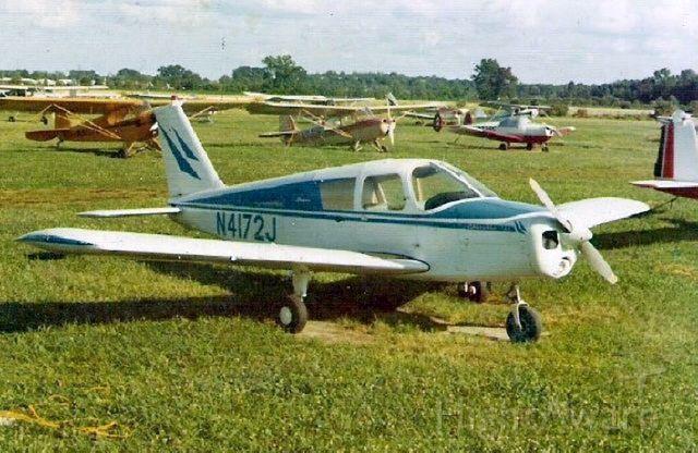 Piper Cherokee (N4172J) - South Norfolk Airport (Virginia) 1966