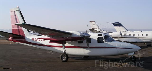 Aero Commander 500 (N40TC)