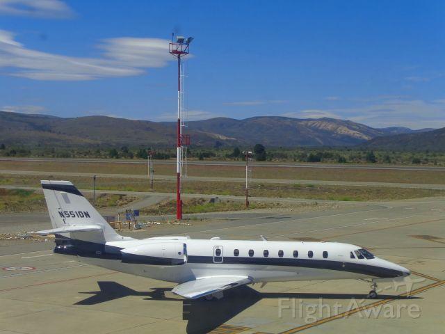 Cessna Citation Sovereign (N551DN)