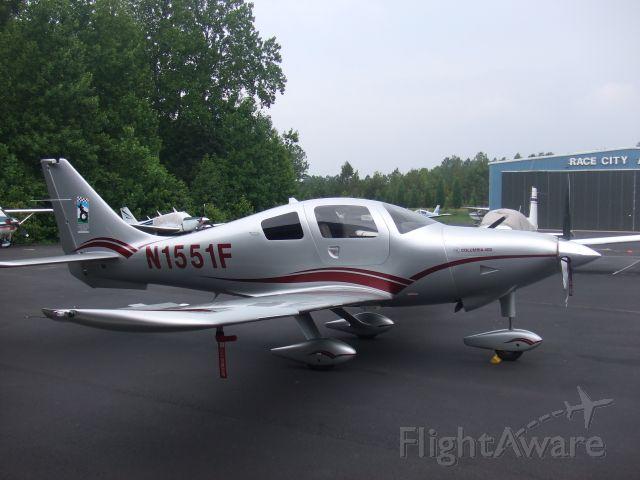 Cessna 400 (N1551F)
