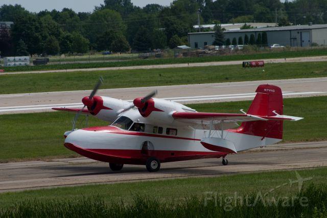 Cessna 310 (N744G)