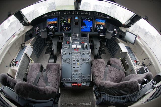 Canadair Challenger (N769CC)