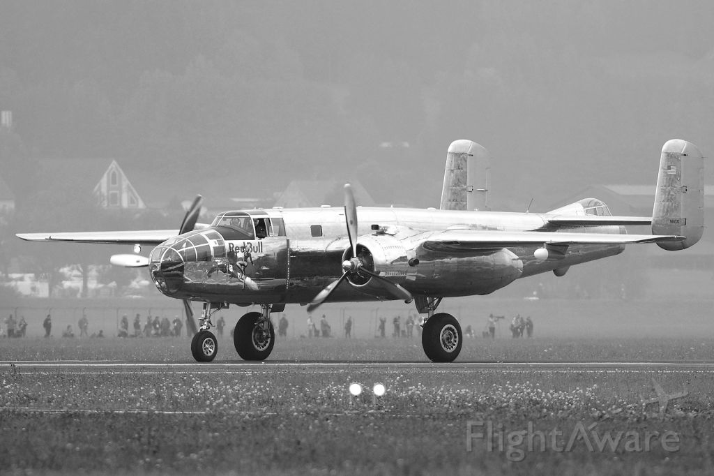 North American TB-25 Mitchell (N6123C) - Airpower19