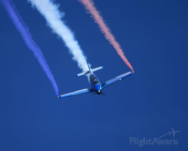 Beechcraft Mentor (N134JC) - Wichita Flight Festival 2008 (Col. James Jabara Airport)