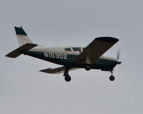 Piper Cherokee Arrow (N15302)