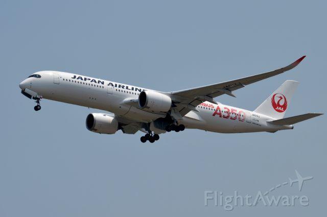Airbus A350-900 (JA01XJ) - 2019-08-03