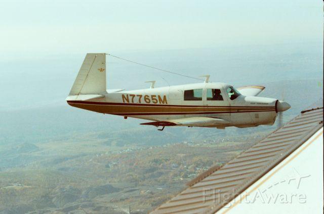 Mooney M-20 (N7765M)