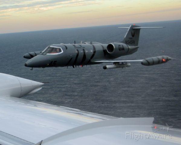 Learjet 35 (N545PA)