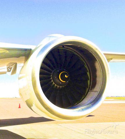 — — - 757 Jet Engine!