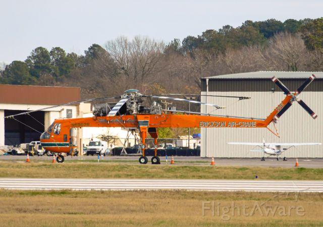 Sikorsky CH-54 Tarhe (N6962R)