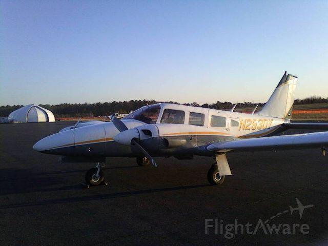 Piper Seneca (DCM4237) - DCM4237 28-March-2011