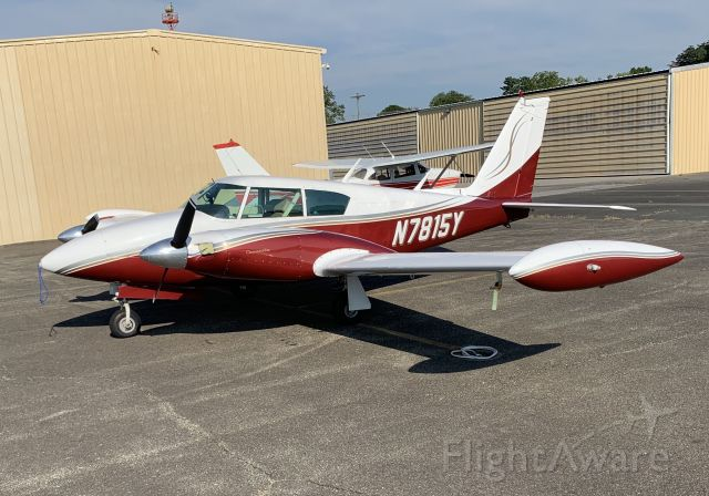 Piper PA-30 Twin Comanche (N7815Y) - Main ramp Mt Airy NC