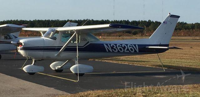 CHERNOV Che-15 (N3626V)