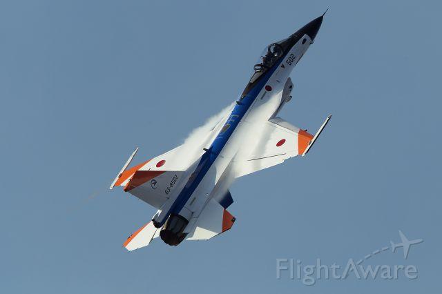 Mitsubishi F-2 (63-8502) - Japan Air Self Defense Forcebr /Mitsubishi F-2A