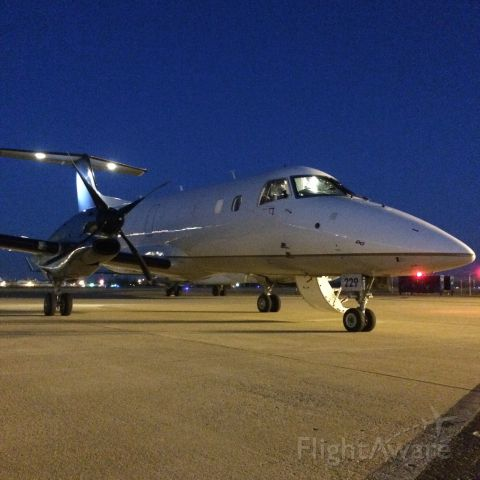 N229SW — - Early morning on the cargo ramp