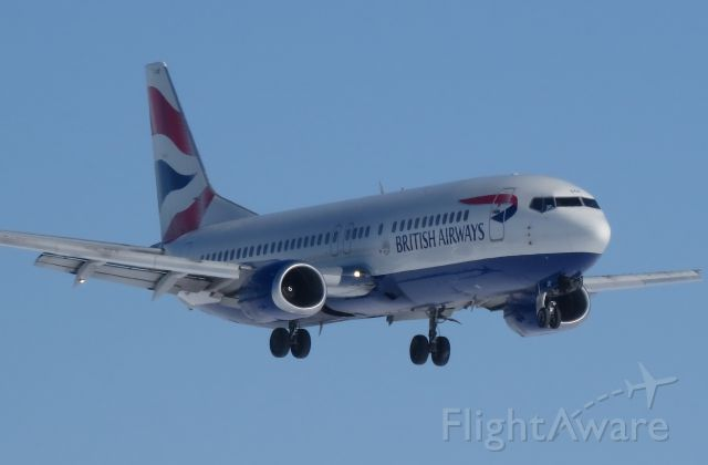 BOEING 737-400 (G-DOCE)