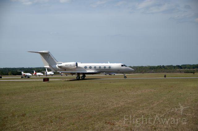 Gulfstream Aerospace Gulfstream IV (N527JG)