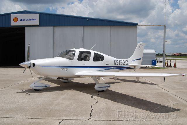 Cirrus SR-20 (N915GC) - Lakeland, FL