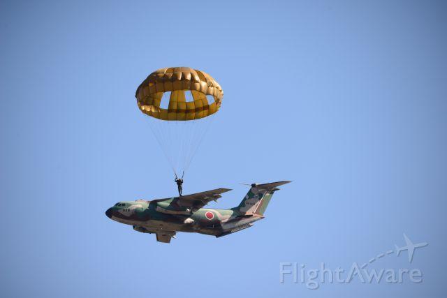 — — - Iruma airshow