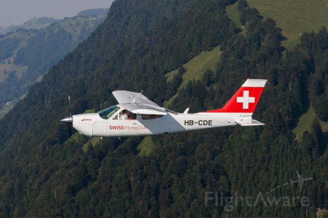 Cessna 177RG Cardinal RG (HB-CDE)