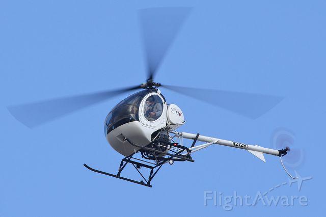 SCHWEIZER 269 (N2128T) - Flying over.