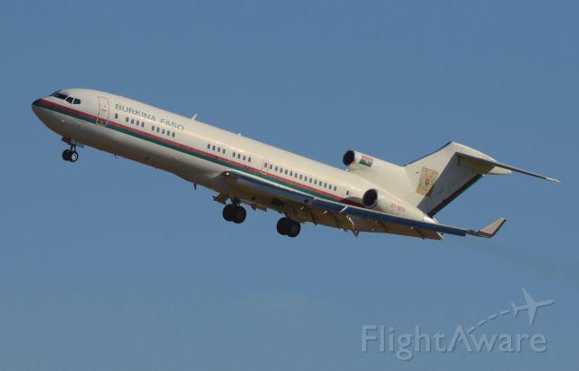 Boeing 727-100 (XT-BFA)
