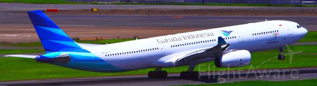 Airbus A330-300 (PK-GPZ)