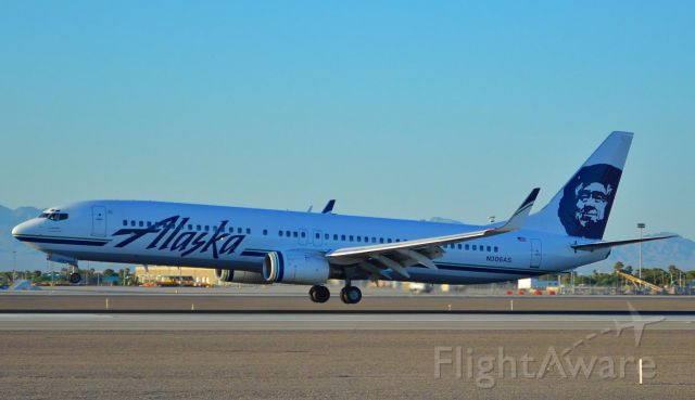 Boeing 737-800 (N306AS)