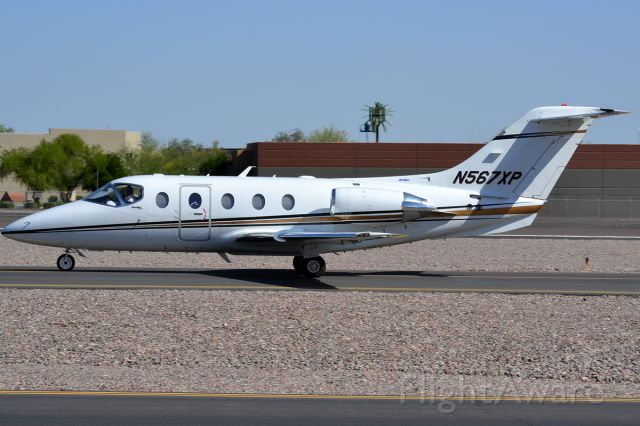 Beechcraft Beechjet (N567XP)
