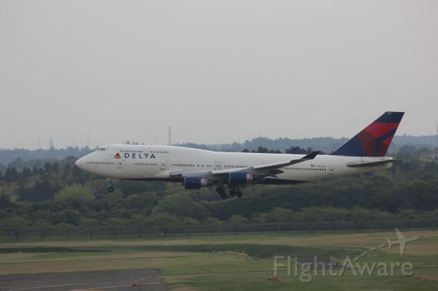 Boeing 747-400 (N668US)