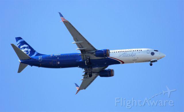 Boeing 737-700 (N265AK) - Honoring Those Who Serve Livery