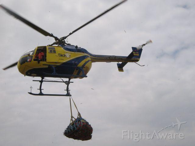 HK4749 — - Operacion sismica  Elyari pto lopez eslinga de pecho