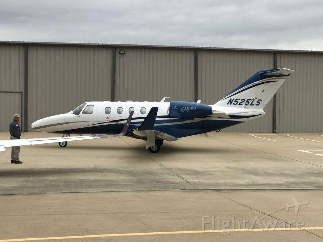 Cessna Citation CJ1 (N525LS)