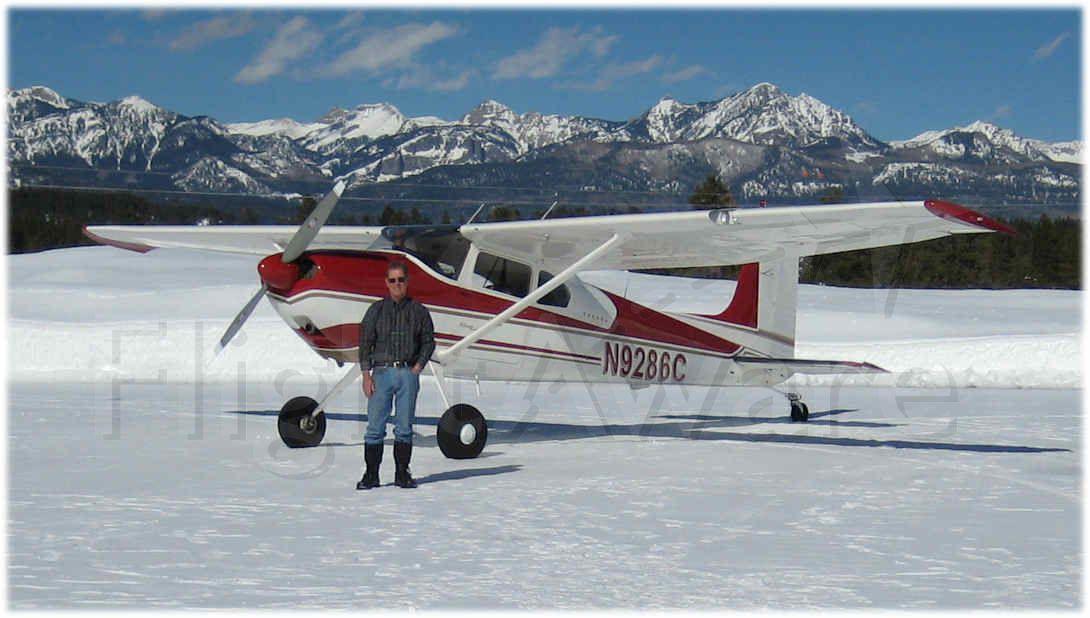 Cessna Skywagon 180 (N9286C)