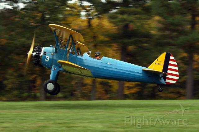 Cessna Skyhawk (N55171) - PT-17 Stearman