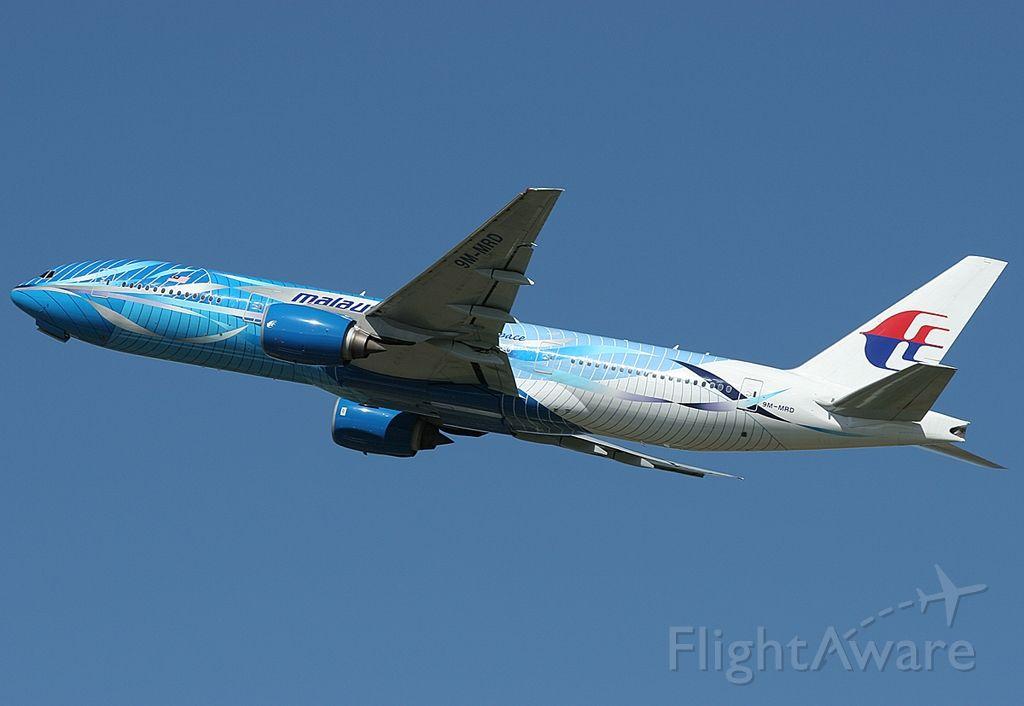 Boeing 777-200 (9M-MRD)