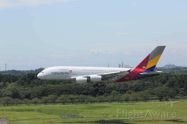 Airbus A380-800 (HL7625)